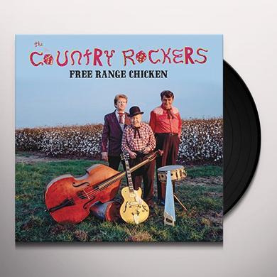Country Rockers FREE RANGE CHICKEN Vinyl Record
