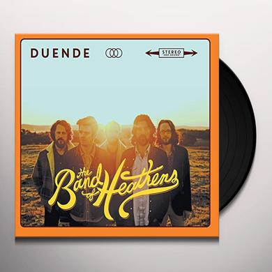 Band Of Heathens DUENDE Vinyl Record