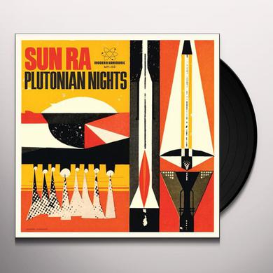 PLUTONIAN NIGHTS / REFLECTS MOTION (PART ONE) Vinyl Record