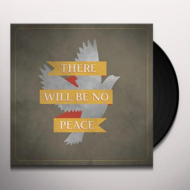 Angelus THERE WILL BE NO PEACE Vinyl Record