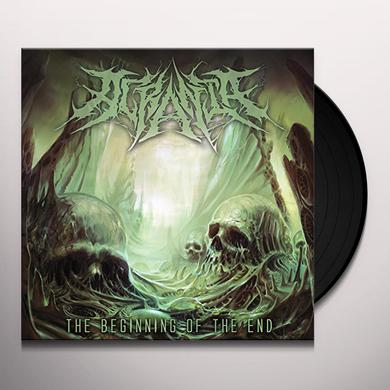 Acrania BEGINNING OF THE END Vinyl Record