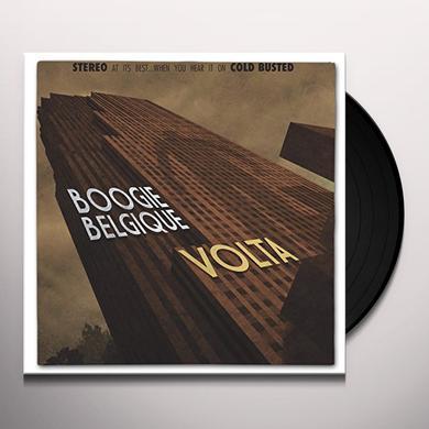 Boogie Belgique VOLTA Vinyl Record