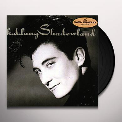 K.D. Lang SHADOWLAND Vinyl Record