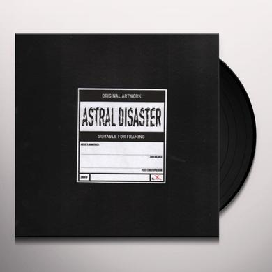 Coil ASTRAL DISASTER Vinyl Record