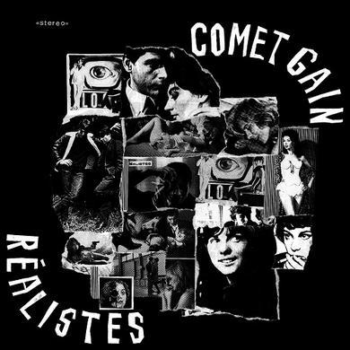 Comet Gain REALISTES Vinyl Record