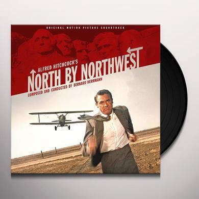 Bernard Herrmann NORTH BY NORTHWEST / O.S.T. Vinyl Record