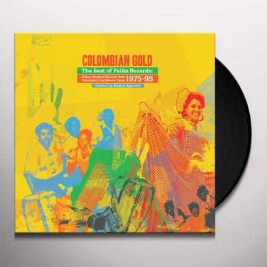 COLOMBIAN GOLD: BEST OF FELITO RECORDS / VARIOUS Vinyl Record