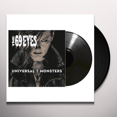 69 Eyes UNIVERSAL MONSTERS (GER) Vinyl Record