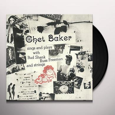 Chet Baker SINGS & PLAYS Vinyl Record - Italy Import