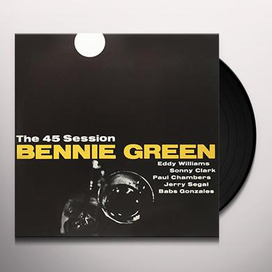 Bennie Green 45 SESSION Vinyl Record