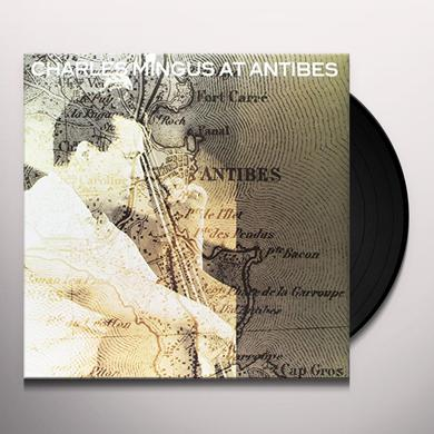 Charles Mingus AT ANTIBES Vinyl Record