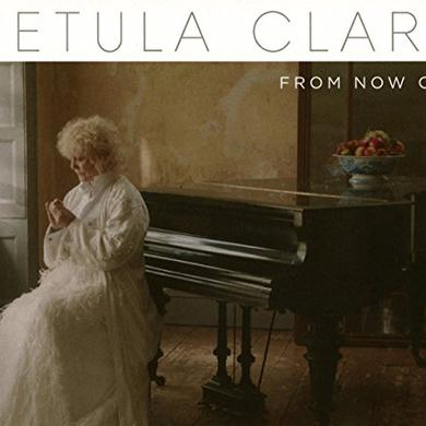 Petula Clark FROM NOW ON Vinyl Record