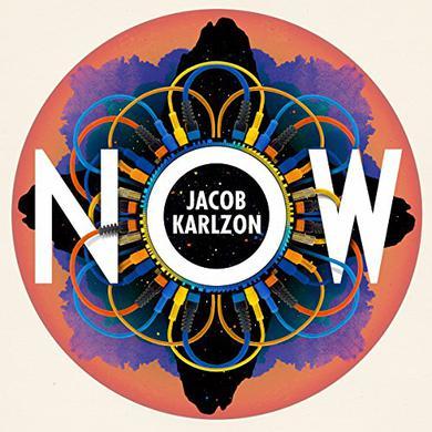 Jacob Karlzon NOW Vinyl Record