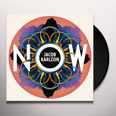 Jacob Karlzon NOW Vinyl Record
