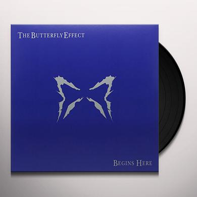 Butterfly Effect BEGINS HERE Vinyl Record