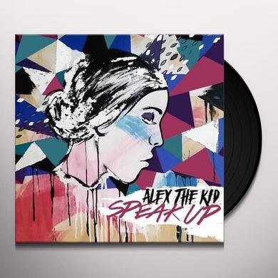 Alex The Kid SPEAK UP Vinyl Record