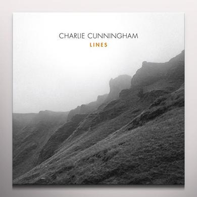 Charlie Cunningham LINES Vinyl Record - Clear Vinyl, UK Import