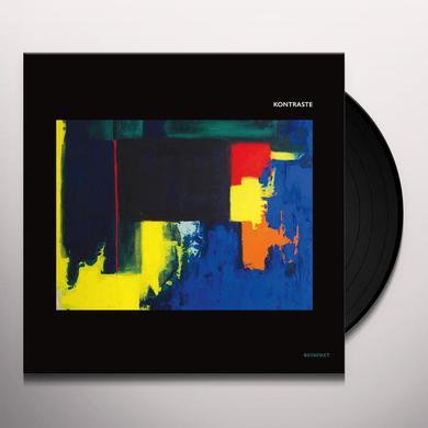 Reinhard Voigt KONTRASTE Vinyl Record