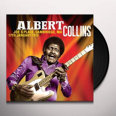 Albert Collins JOE'S PLACE CAMBRIDGE MA 17TH JANUARY 1973 Vinyl Record