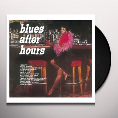 Elmore James BLUES AFTER HOURS Vinyl Record