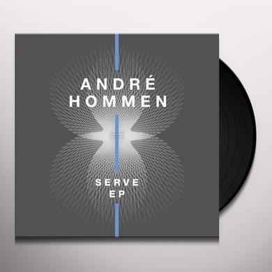 Andre Hommen SERVE Vinyl Record