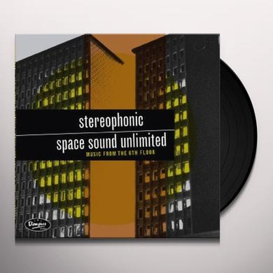Stereophonic Space Sound Unlimited MUSIC FROM THE SIXTH FLOOR Vinyl Record