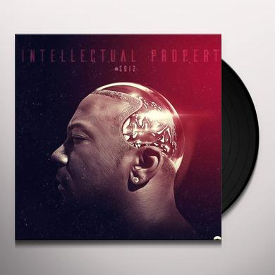 Ras Kass INTELLECTUAL PROPERTY Vinyl Record