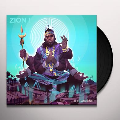 Zion I LABYRINTH Vinyl Record