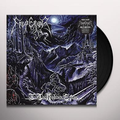 Emperor IN THE NIGHTSIDE ECLIPSE Vinyl Record - 180 Gram Pressing, Reissue