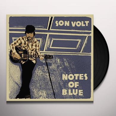 Son Volt NOTES OF BLUE Vinyl Record