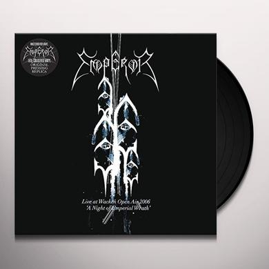 Emperor LIVE AT WACKEN OPEN AIR 2006 Vinyl Record - 180 Gram Pressing, Reissue