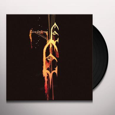 Emperor LIVE INFERNO Vinyl Record
