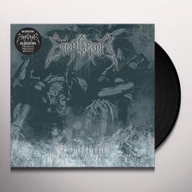 Emperor PROMETHEUS: THE DISCIPLINE OF FIRE & DEMISE Vinyl Record