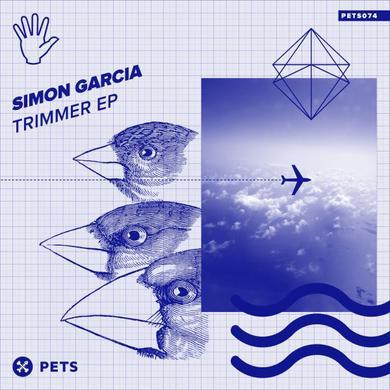 Simon Garcia TRIMMER Vinyl Record