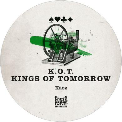 Kings Of Tomorrow KAOZ Vinyl Record