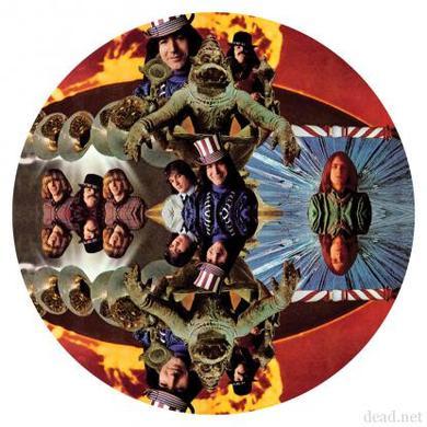 GRATEFUL DEAD (50TH ANNIVERSARY DELUXE EDITION) Vinyl Record