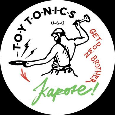KAPOTE GET DOWN BROTHER Vinyl Record