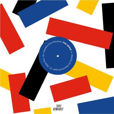 Phil Gerus MAKE TIME Vinyl Record
