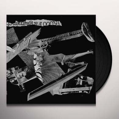 Merzbow REMBLANDT ASSEMBLAGE Vinyl Record