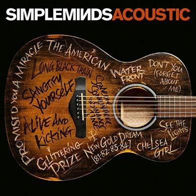 SIMPLE MINDS ACOUSTIC (GER) Vinyl Record