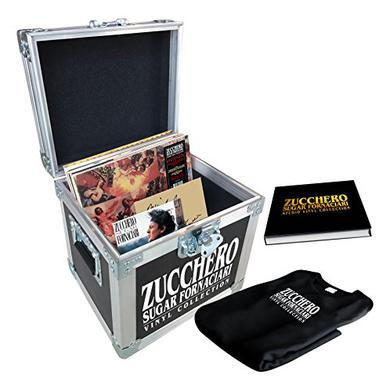 Zucchero SUGAR FORNACIARI: VINYL COLLECTION Vinyl Record