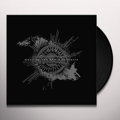 Knifeworld HOME OF THE NEWLY DEPARTED Vinyl Record