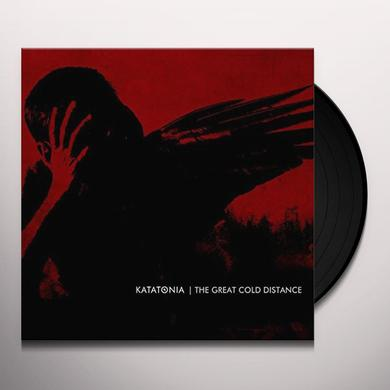 Katatonia GREAT COLD DISTANCE Vinyl Record - UK Import