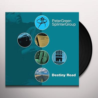Peter Green DESTINY ROAD Vinyl Record