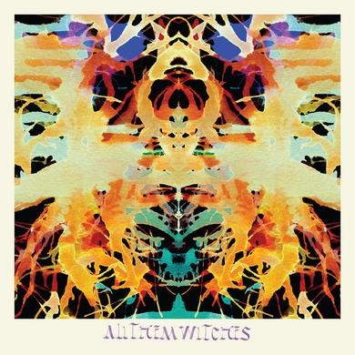 All Them Witches SLEEPING THROUGH THE WAR Vinyl Record - UK Import