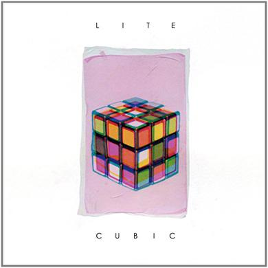 Lite CUBIC Vinyl Record