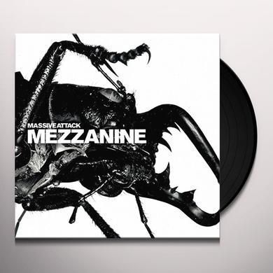 Massive Attack MEZZANINE Vinyl Record - 180 Gram Pressing