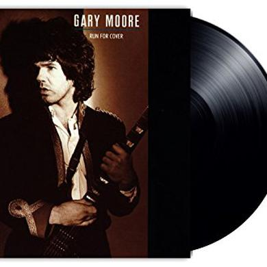 Gary Moore RUN FOR COVER Vinyl Record