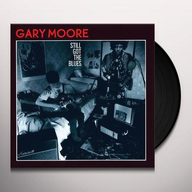 Gary Moore STILL GOT THE BLUES Vinyl Record