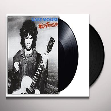 Gary Moore WILD FRONTIER Vinyl Record